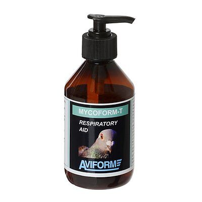 Aviform MYCOFORM-T Racing Pigeon Respiratory 250ml