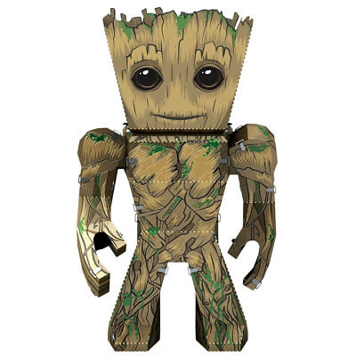 Metal Earth: Legends GotG Groot