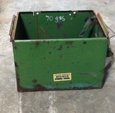 Af3005r John Deere Good Used Battery Box For 60 Lp 70 720 730 Lp Gas All Fuel