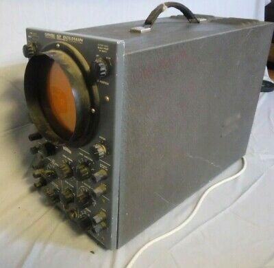Cathode Ray Oscillograph