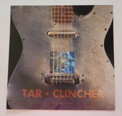 Tar Clincher  LP Record Photo Flat 12X12 Poster