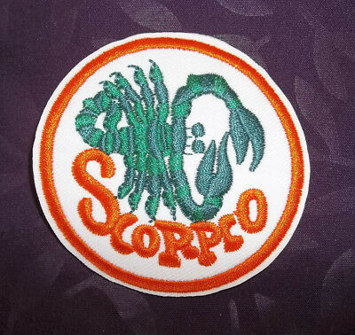- SCORPIO PATCH ASTROLOGICAL SIGN ZODIAC SIGN HOROSCOPE ASTROLOGY SEW/ IRON DIY