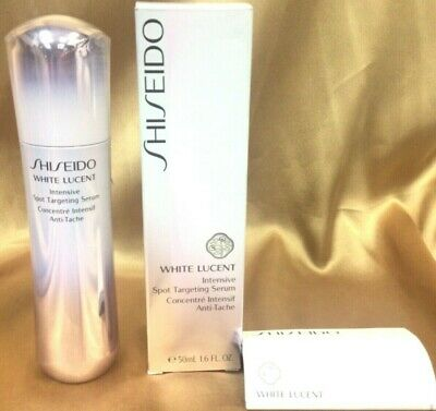 Shiseido White Lucent Intensive Spot Targeting Serum 50ml Sealed 100% Authentic!