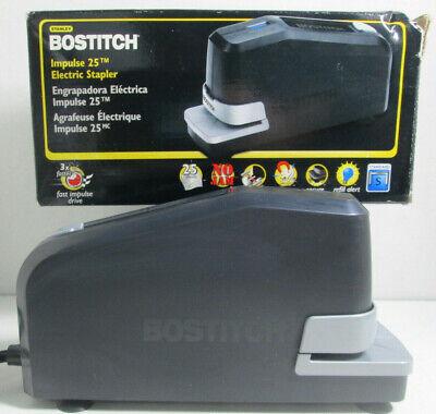 Bostitch Impulse 25 Electric Stapler Staples Included Desktop Work Office Home