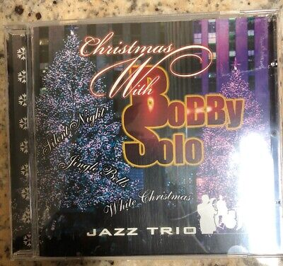 CHRISTMAS WITH BOBBY SOLO JAZZ TRIO AZZURRA MUSIC MADE IN ITALY PRESS 2006 ()