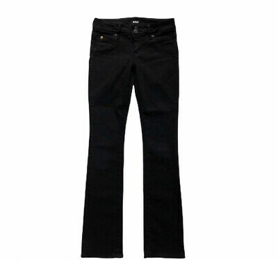 Hudson Black Beth Baby Boot Jeans Size 25