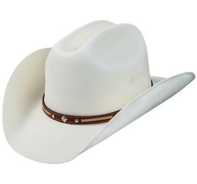 Cowboy Hat Styles (MEN'S WESTERN COWBOY HAT, THE OLD BERISTAIN ZACATECAS STYLE, VAQUERO DE)