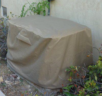 "Extra large rectangular Air Conditioner Cover 38""x36""x38""H -"