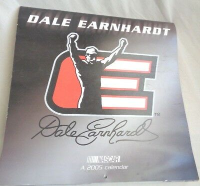 Dale Earnhardt Calendar 2005-2022 NASCAR  12 Different Pictures for sale  Shipping to Canada