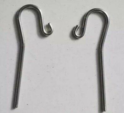 Dental Vdw Root Canal Locator 6 Raypex6 Lip Hook 2pcsx1 Made In Germany
