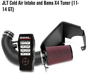 Ford Mustang Jlt intake and Sct tuner