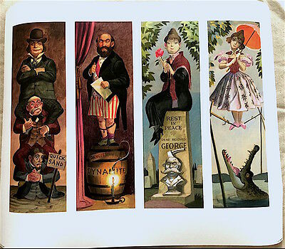 Disney Parks Haunted Mansion Stretching Portraits Art Print 16 x 20