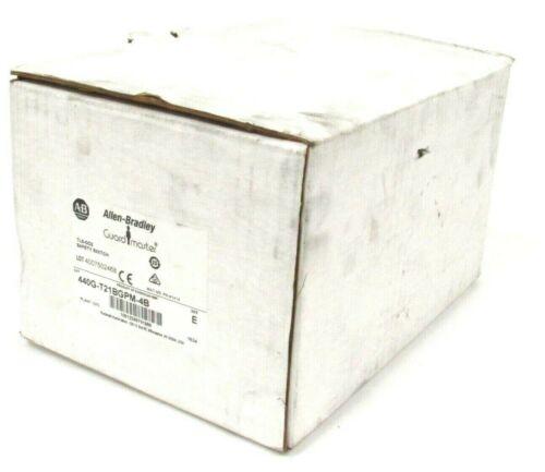 NEW ALLEN BRADLEY 440G-T21BGPM-4B TLS-GD2 SAFETY SWITCH 440GT21BGPM4B