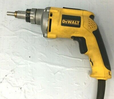 Dewalt Dw272 4000rpm Variables Speed Drywall Screw Gun Gr