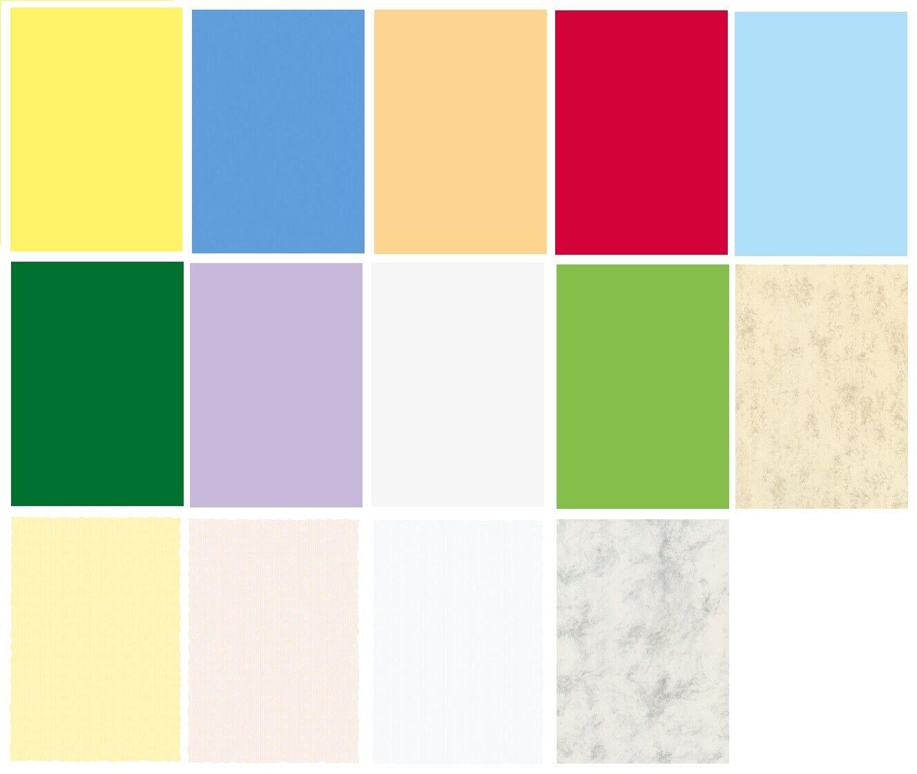 Brunnen Universalpapier Multifunktionspapier 80/120/160g/m² Bütten 90/200g/m²