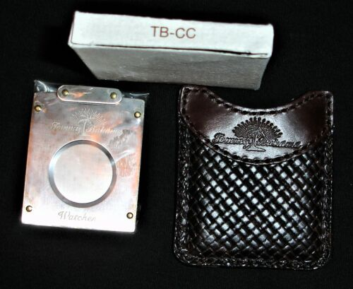 Tommy Bahama Signature Marlin Series Cigar Cutter With Sheath - New