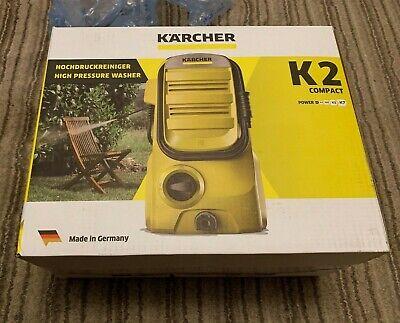 Karcher K2 Compact Pressure Washer garden Brand new