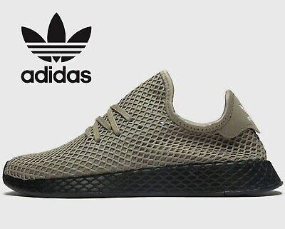 ⚫ Genuine Adidas Originals Deerupt ® ( Men Size UK 11 EUR 46 ) Clay Khaki Cargo
