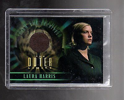 Outer Limits CC10 Laura Harris Costume card](Harris Costume)