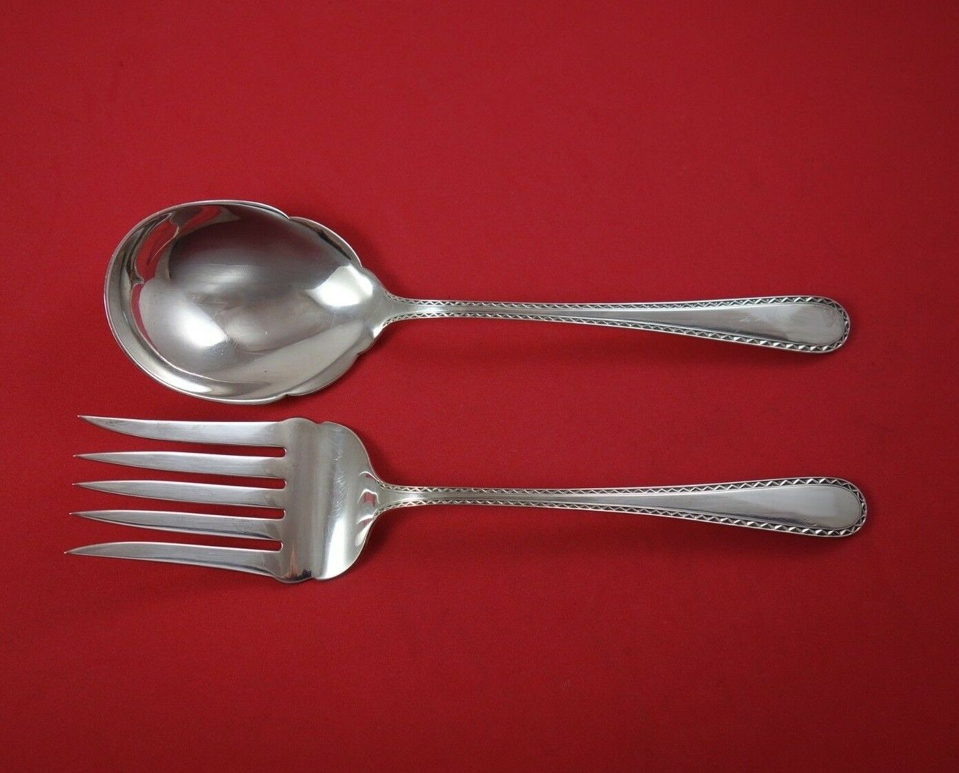Winslow by Kirk Sterling Silver Dinner Fork 7 3//4/""