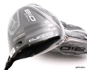 COBRA BIO CELL DRIVER ADJ LOFT PROJECT X 6.0 STIFF + COVER & TOOL NEW #A4429