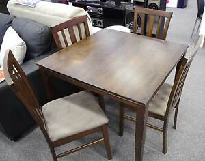 5 Piece Dining Suite Booval Ipswich City Preview