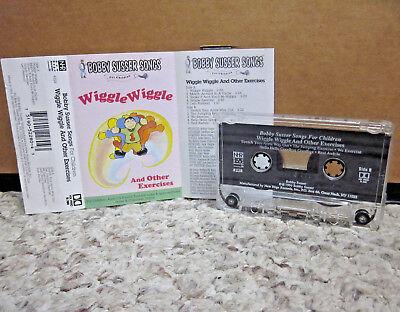 BOBBY SUSSER Four Seasons cassette tape 1995 Halloween kids songs Fireflies ()