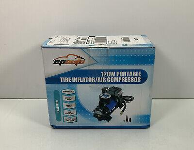 Epauto 120w Portable Tire Inflatorair Compressor