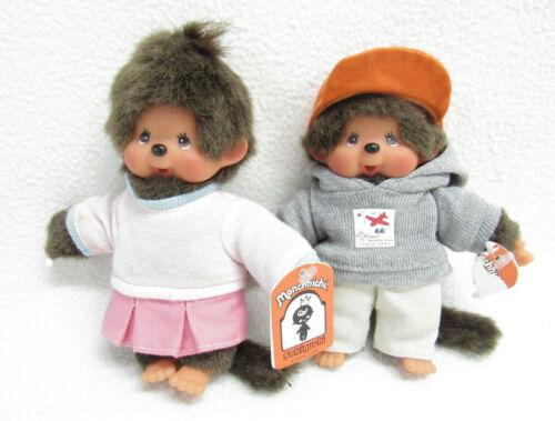Monchhichi Monkey Plush Dolls Kiki Sekiguchi