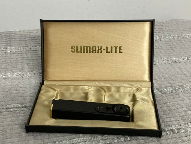 SLIMAX-LITE CAMERA WITH GAS LIGHTER