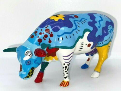 "Cow Parade ""Cow Doodle"" #9194 2001"