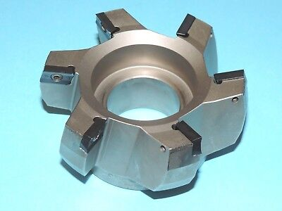 Ingersoll 4 Indexable 75 Face Mill W Inserts 2l1b-40r01