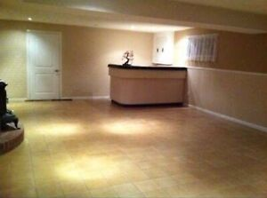lower level (basement) apartment available May.1