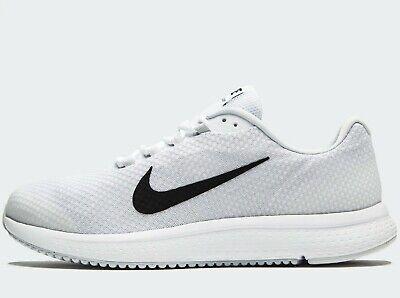 ⚫ 2020 Nike Run All Day 2 ® Men Running Shoes ( Sizes UK: 7 - 13 ) Pure Platinum