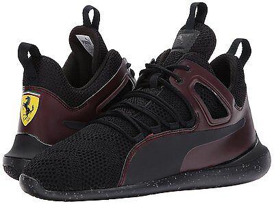 Men's Shoes PUMA SF Evo Cat Mid Transform Sneaker 306012-01 Black *New* Evo Mid Sneaker
