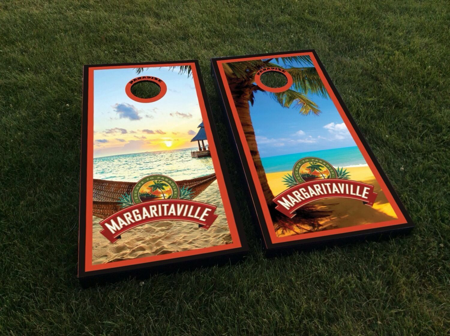 How To Apply Decals To Cornhole Boards EBay - Custom vinyl decal application