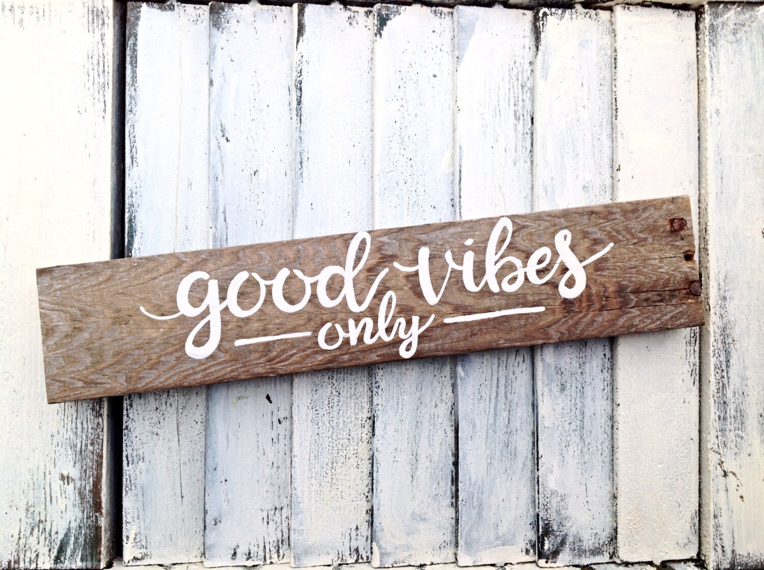 GoodVibes, Only.