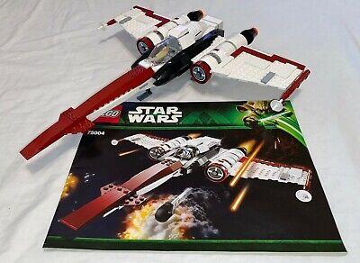 Lego Star Wars 75004 Z-95 Headhunter - Complete Set - Instructions - No Box