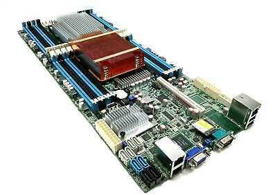 DA0S6GMB8C1  Intel 2x LGA2011 Sockets /& 16x DIMM Slots  Rev C G29051-354