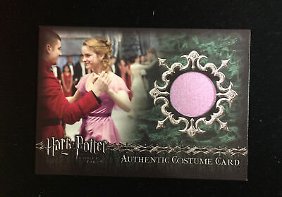 Artbox Harry Potter Emma Watson as Hermione Granger Costume Card /600 (LK)