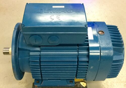 DEMAG KBA140B6A CONICAL ROTOR BRAKE MOTOR 7.5 HP 265/460V 3PH 1145RPM NEW NO BOX