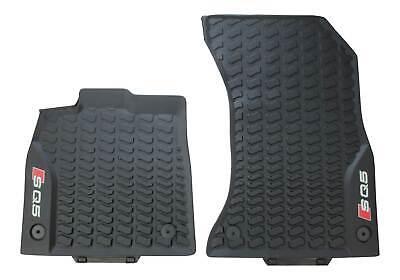 Fußmatten Set für Audi Q5 8R 2008-2016 Matten Autoteppiche Passform