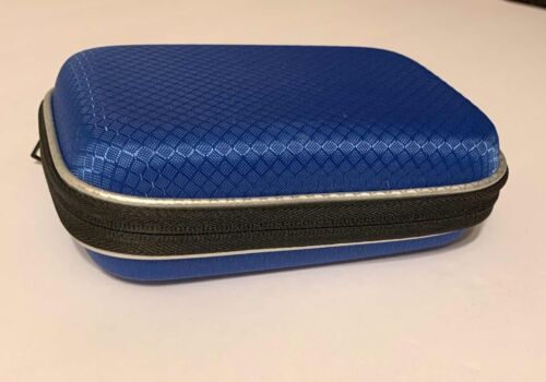 *CASE ONLY* Lacdo EVA Shockproof Carrying Case Blue
