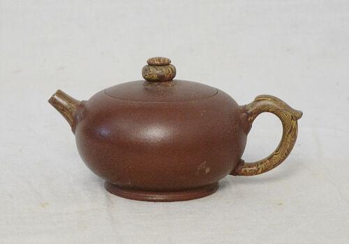 Chinese  Ceramic  Teapot  With  Studio  Mark      M3181