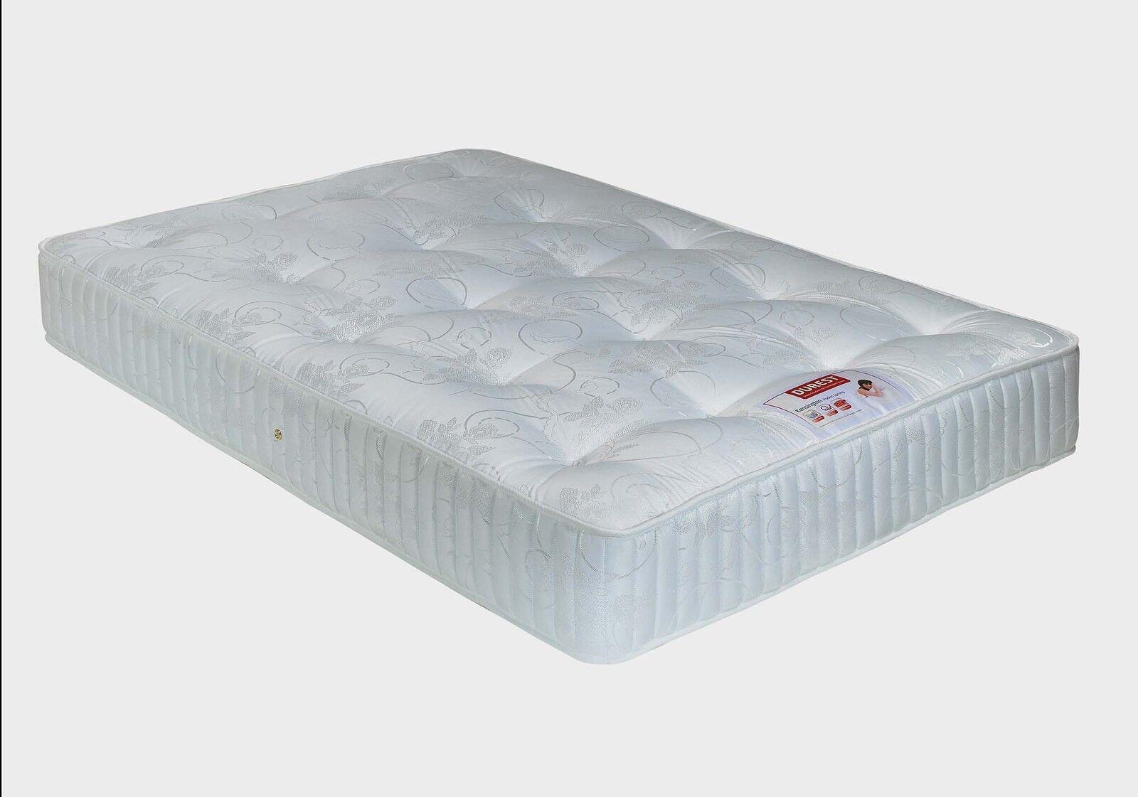Exclusive bed world 1500 pocket sprung mattress 3ft for Pocket sprung