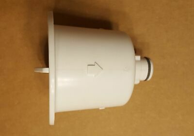 Genuine LG Refrigerator Water Filter Bypass Plug 5007JA3007C. Plugs LT500P (Water Filter Bypass Plug For Lg Refrigerator)