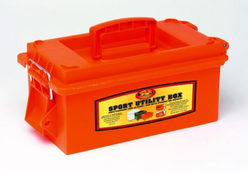 Wise Brand Boaters Dry Box Size Small Alert Orange Color Wise# 5601-15