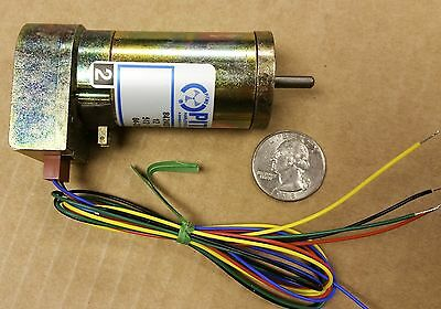 Pittman 12vdc 8424g783 Servo Motor With Encoder