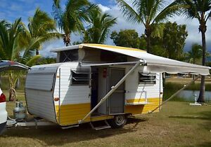1977 Millard Pop Top Caravan Cairns Cairns City Preview