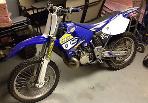 2000 yz 250 2 strokes for a good running car or truck